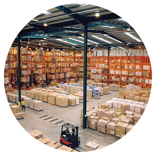 Warehouse Management Systems by Camelot 3PL Software